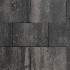 Nature top 20x30x6 cm nero grey