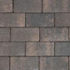 Nature top betonklinker 21x10,5x6 cm rusty black