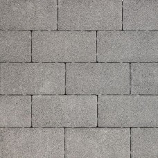 Nature top betonklinker 21x10,5x6 cm spotted grey