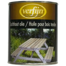 Verfijn zachthout olie 2500 ml