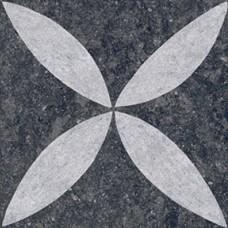 Kera twice 60x60x5 cm flower