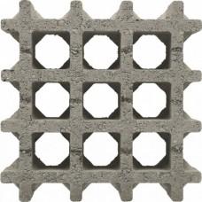 Aquadrain gris 30x30x8 cm