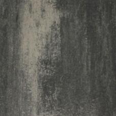 Terrastegel+ 60x60x4 cm grijs zwart