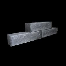 Rockstone walling 60x15x12 cm antraciet