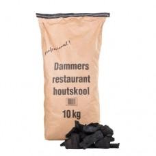 Dammers houtskool 10 kg