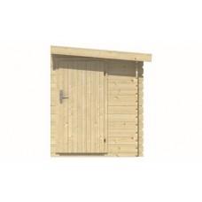 Blokhut Aanbouw 160x220 cm