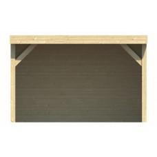 Blokhutprieel Monne 400x300 cm