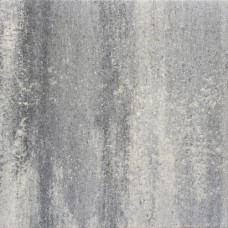 Terrastegel+ 60x60x4 cm zwart grijs