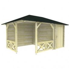 Paviljoen P4355 Interflex 455x318 cm