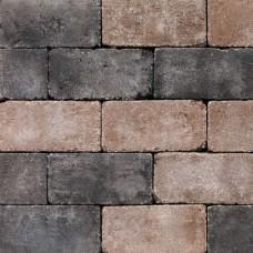 Trommel betonstraatsteen antiek 21x10,5x6 cm gebakken moderno