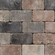 Trommel betonstraatsteen antiek 21x10,5x6 cm gebakken siepatico