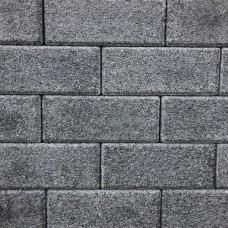 Nature top betonklinker 21x10,5x6 cm uitgewassen black
