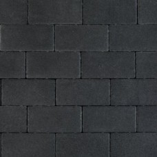 Nature top betonklinker 21x10,5x6 cm black