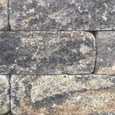 Splitrocks getrommeld 15x15x60 cm musselkalk