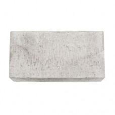 Traptrede linea zonder facet 15x30x60 cm lava grigio