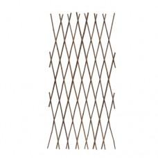 Bamboe trellis harmonica 90x180 cm