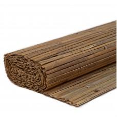 Bamboe rol mat gespleten 100x500 cm