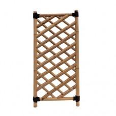 Bamboe trellis Oki 180x90 cm