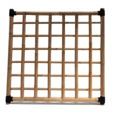 Bamboe trellis Ueno 180x180 cm