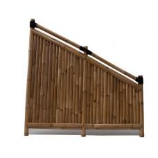 Bamboescherm Ayu 90>180x180 cm