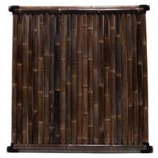 Bamboescherm Narita 180x180 cm black