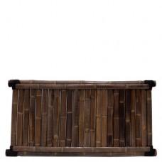 Bamboescherm Narita 90x180 cm black