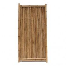 Bamboescherm dicht 180x90 cm
