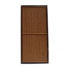 Kokosscherm in houten frame 180x90 cm