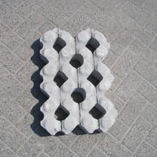 Grastegel 41x61x10 cm