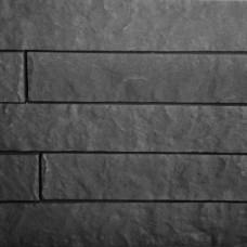 Linia rockface 10x15x60 cm antraciet