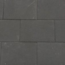 Terrassteen+ 20x30x4 cm nero