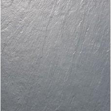 Pizarra 60x60x4 cm silver