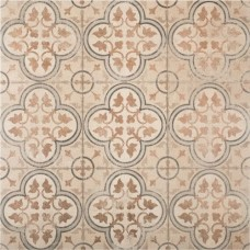 Designo 60x60x4 cm mosaic brown