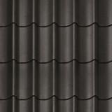 Dakpanprofielplaten mat zwart +€ 521,20