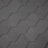 Dakshingles hexagonaal zwart +€ 83,90