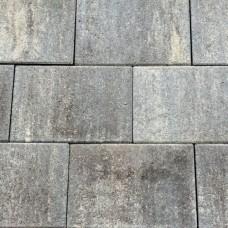 60Plus soft comfort 20x30x6 cm grigio