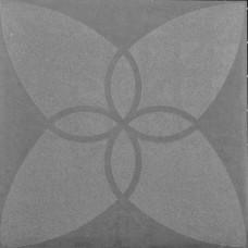 Optimum decora 60x60x4 cm graphite iris