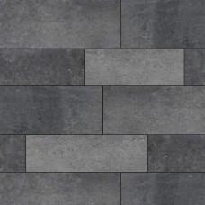 H2O Design Straight banenverband 7 cm nero grey emotion