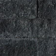 Splitrocks getrommeld 15x15x60 cm antraciet