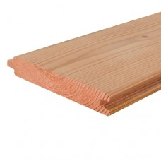 Blokhutprofiel douglas geschaafd 2,8x14,5 cm