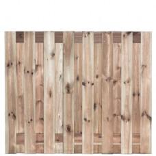 Tuinscherm Coevorden geïmpregneerd grenen 180x150 cm