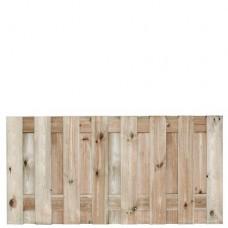 Tuinscherm Coevorden geïmpregneerd grenen 180x90 cm