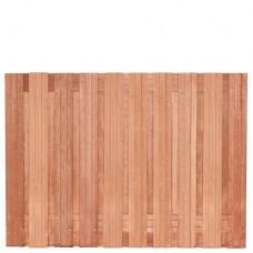 Tuinscherm Dronten hardhout 180x130 cm