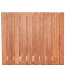 Tuinscherm Dronten hardhout 180x150 cm
