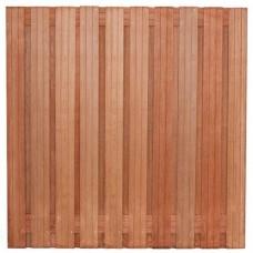 Tuinscherm Dronten hardhout 180x180 cm