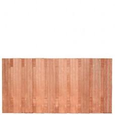 Tuinscherm Dronten hardhout 180x90 cm