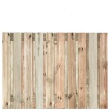 Tuinscherm Enschede geïmpregneerd grenen 180x130 cm