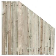 Tuinscherm Enschede geïmpregneerd grenen 180>90x180 cm