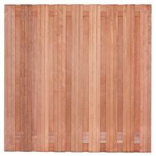 Tuinscherm Harlingen hardhout 180x180 cm