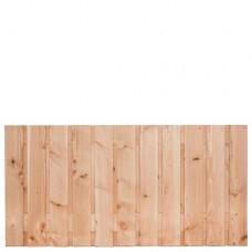 Tuinscherm Harz lariks/douglas 180x90 cm